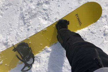 スノーボードで一番必要な技術は「正確にボードを止める技術」